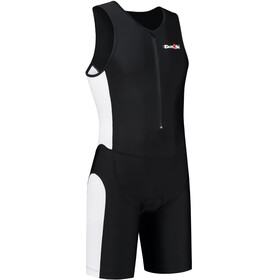 Dare2Tri Frontzip Trisuit Men black